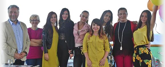 Студенти, моден дизайн, снимка 3